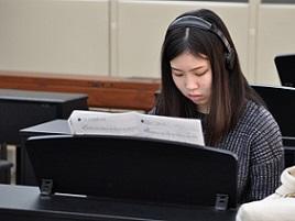 ピアノ初心者レッスン (9)