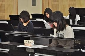 ピアノ初心者レッスン (2)