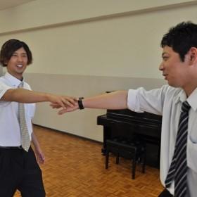 介護の基本Ⅱ「ダンス・ダンス・ダンス」(介護福祉科)