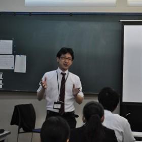 介護の基本Ⅱ②「施設サービスとは」(介護福祉科2年生)