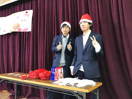クリスマス会9