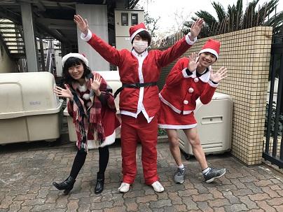 【学友会】クリスマス会のお知らせ