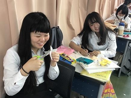 児童文化(保育科2年生)