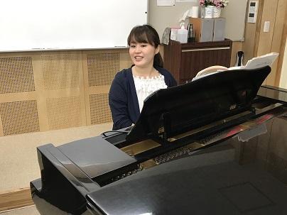 音楽Ⅱ(保育科1年生)