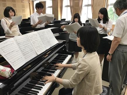 【クラブ紹介】合唱部