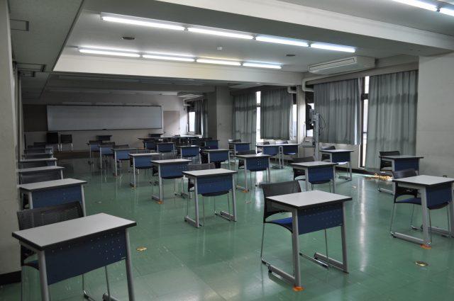 学校再開!
