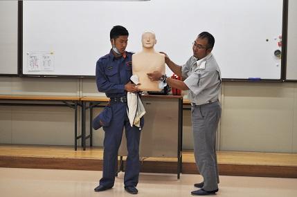 介護の基本Ⅱ(事故防止・安全対策)「介護福祉科」