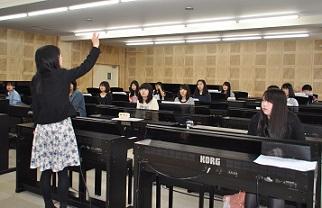 ピアノ初心者レッスン (1)