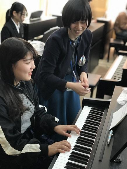 新入生対象「ピアノ初心者レッスン」