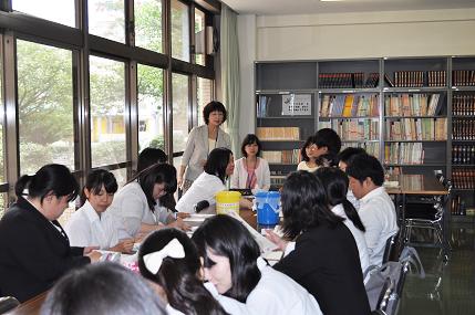 図書委員会の活動